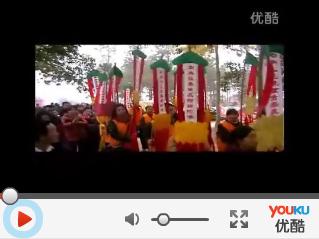 2012年纪山寺庙会(观音菩萨圣诞庙会)
