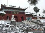 纪山寺雪景(上传时间:2010-3-23 )